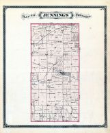 Jennings Township, Fayette County 1875